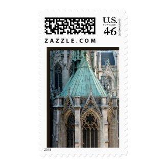 New York Church stamp