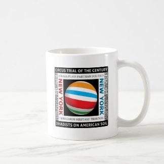 New York Circus Trial Coffee Mug