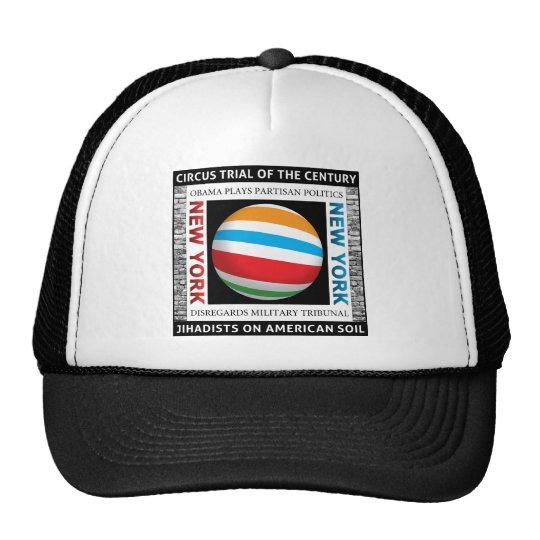 New York Circus Trial Trucker Hat