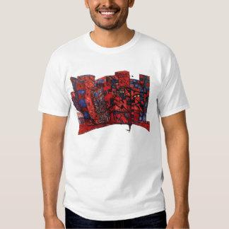 new york citi bank ink shirt