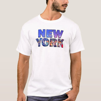 New York City 004 T-Shirt