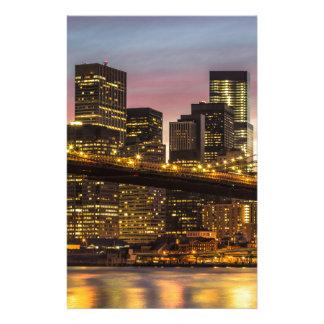 NEW YORK CITY 014A PAPELERÍA DE DISEÑO