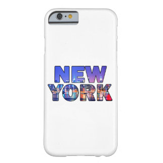 New York City 015 Funda Barely There iPhone 6