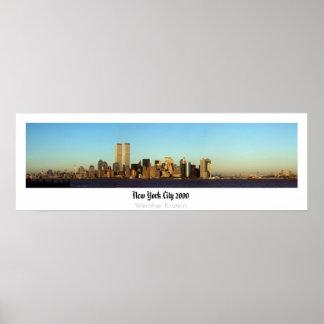 New York City 2000 Impresiones