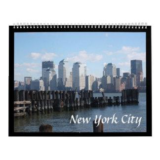 New York City 2009 Calendar