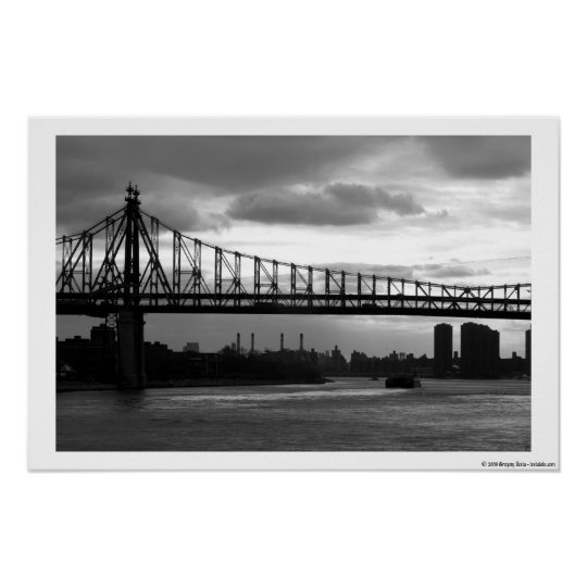 New York City - 22.5 x 15 Poster