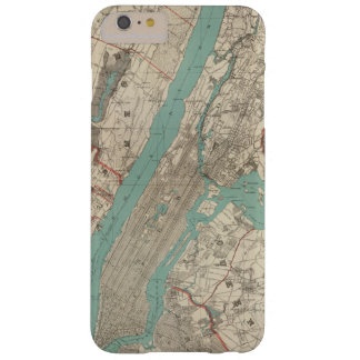 New York City 2 Barely There iPhone 6 Plus Case