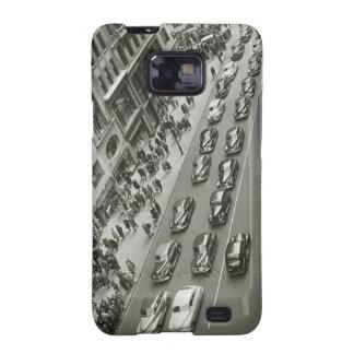 New York City 2 Samsung Galaxy SII Covers
