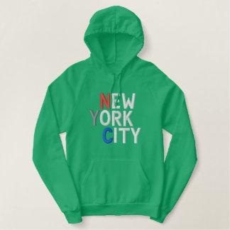 New York City 2 Embroidered Shirt
