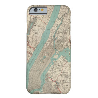 New York City 2 Funda Para iPhone 6 Barely There