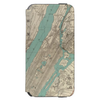 New York City 2 iPhone 6/6s Wallet Case