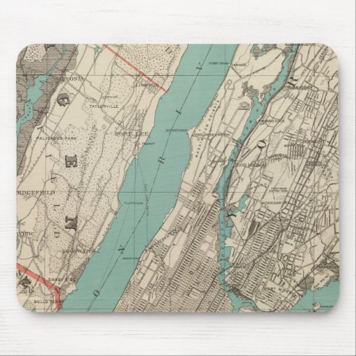 New York City 2 Mouse Pads