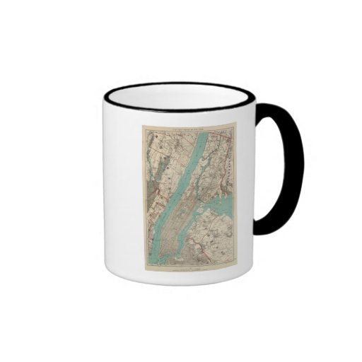 New York City 2 Mugs