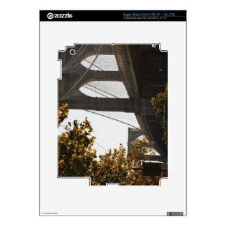 New York City 2 Pegatinas Skins Para iPad 3