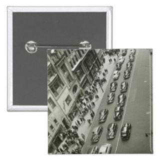 New York City 2 Pinback Button