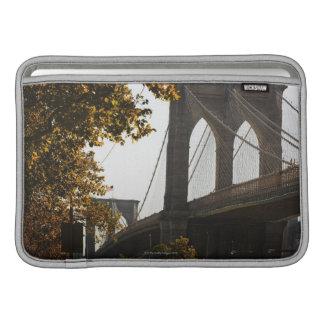 New York City 2 Sleeve For MacBook Air