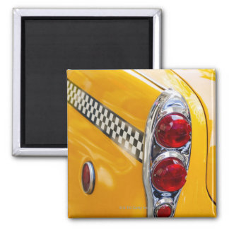 New York City 3 2 Inch Square Magnet