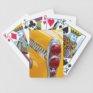 New York City 3 Bicycle Playing Cards