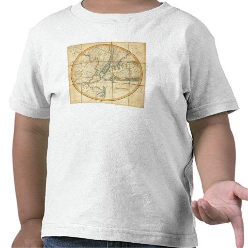 New York City 3 Camisetas