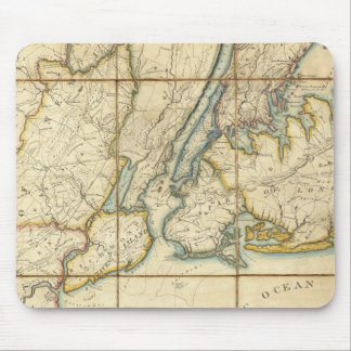 New York City 3 Mouse Pad