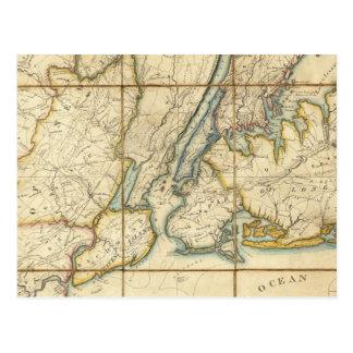 New York City 3 Tarjetas Postales