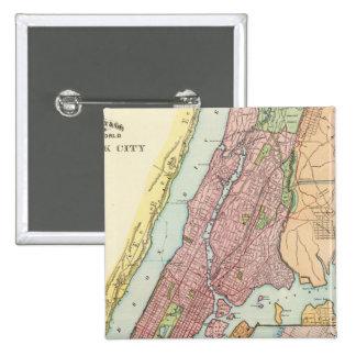 New York City 4 Button