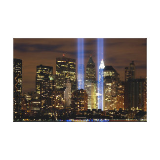 """""""New York City"""" 911 Tribute with Lights Wall Art"""