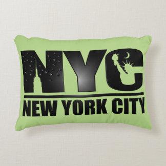 New York City Accent Pillow