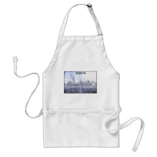 New York City Adult Apron