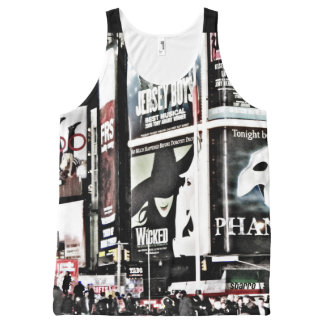 New York City All Over Shirt