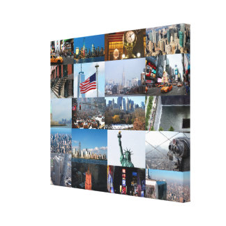 New York City - All the photos! Stretched Canvas Prints