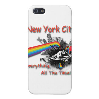 New York City All the Time Cover For iPhone SE/5/5s