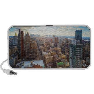 New York City Altavoces De Viaje