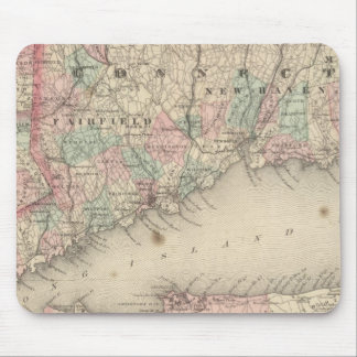 New York City and Vicinity Mousepad