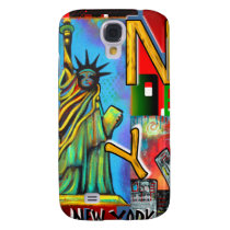 New York City Art Samsung Galaxy S4 Case