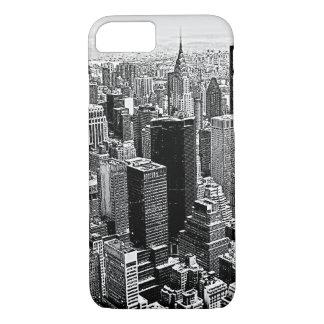 New York City Artwork iPhone 7 Case