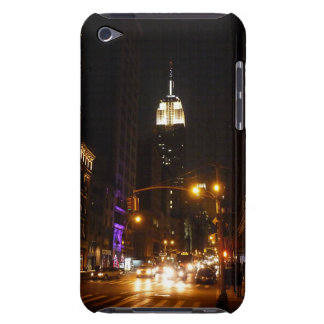 New York City at Night Barely There iPod Cover