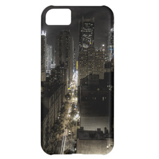 New York City at Night iPhone 5C Covers