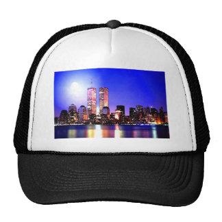 New York City at Night Hats