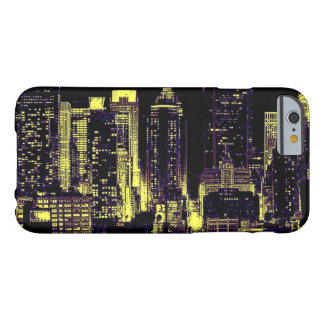 New York City at Night iPhone 6 Case