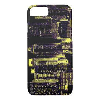 New York City at Night iPhone 7 Case