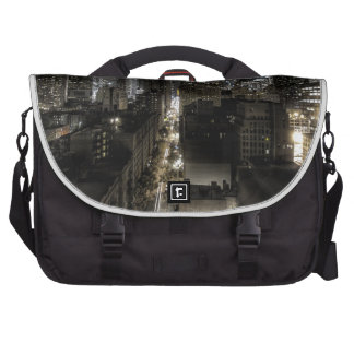 New York City at Night Bags For Laptop