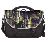 New York City at Night Laptop Commuter Bag