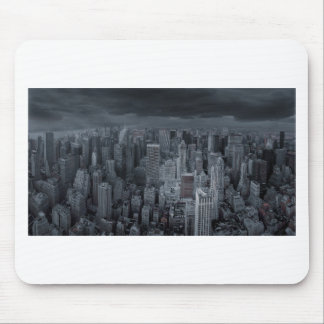 New York City at Night Mouse Pads