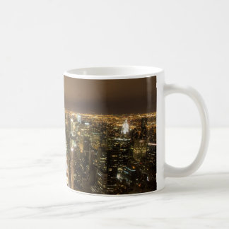 New York City at Night mug