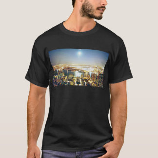 New York city At night T-Shirt