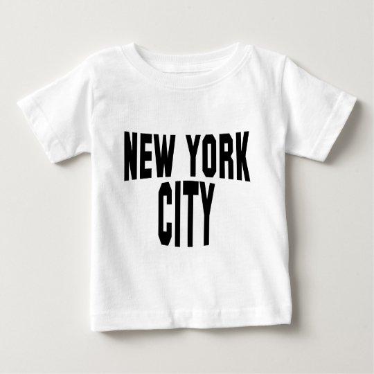 New York City Baby T-Shirt