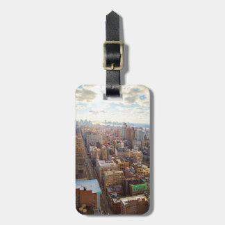 New York City Bag Tag