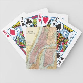 New York City. Bicycle Playing Cards