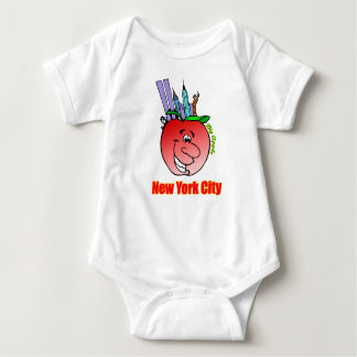 New York City Big Apple Infant Creeper